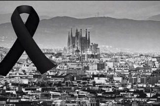 Hommage Barcelone